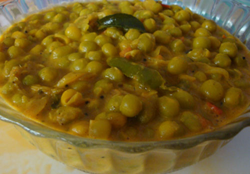 green-peas-curry