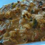 chicken-n-mushroom-curry