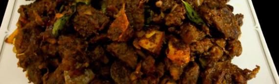 Kerala Beef Fry