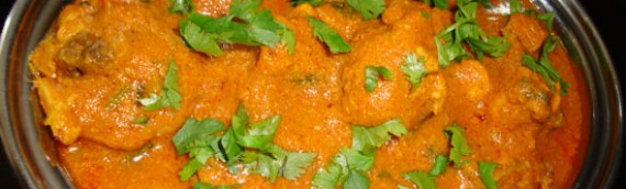 Kolhapuri Chicken