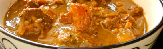 Pork Curry with Coconut Milk