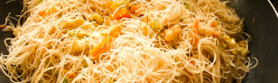 Fried Rice Noodles / Fried Mee Hoon