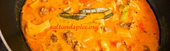 Beef and Vegetables Curry