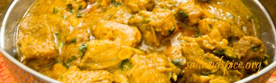 Hyderabadi Chicken Korma
