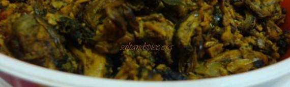 Mussels Fry / Kallummekkaya Fry