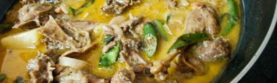 Duck Stew / Tharavu Stew