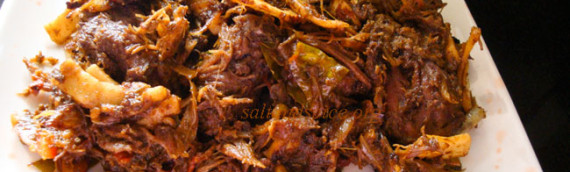 Tharavu Varattiyathu / Stir Fried Duck