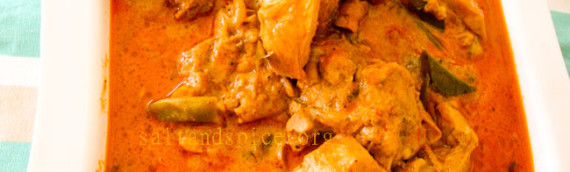 Nadan Chicken Curry / Country Chicken Curry