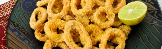 Fried Calamari / Squid