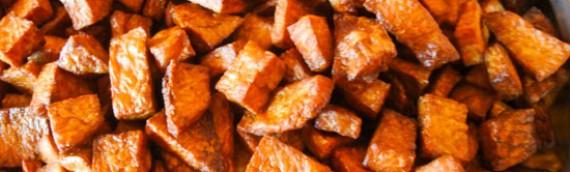 Fried Yam/ Chena Varuthathu