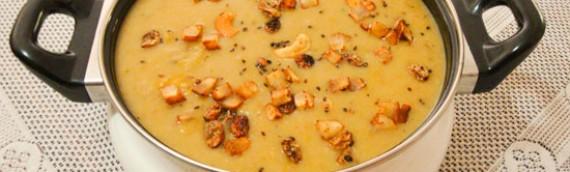Cracked Wheat Banana Payasam / Godhambu Pazham Pradhaman