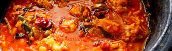 Chicken Mulakittathu