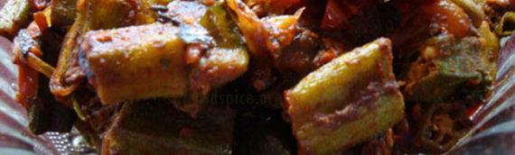 Bhindi Masala / Lady's Finger Masala
